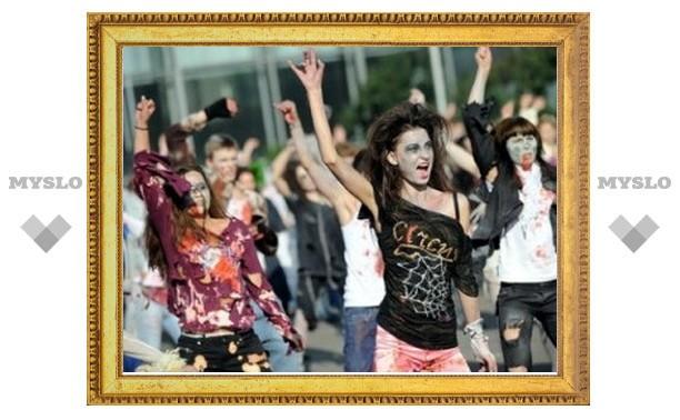 Танец короля поп-музыки сотрясет стены Главпочтамта
