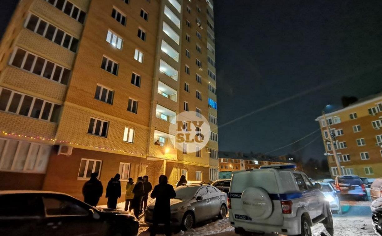 В Пролетарском районе Тулы мужчина выпал с балкона 19 этажа