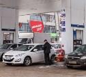 С нового года бензин подешевел почти на всех тульских заправках