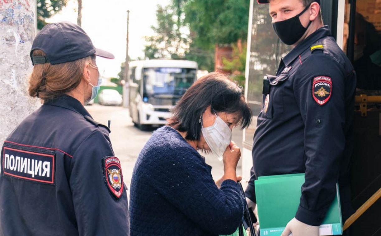 Туляки нахватали штрафов за нарушения масочного режима на 14 миллионов рублей