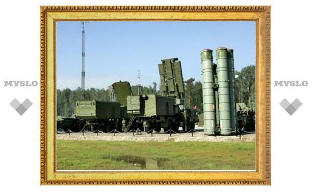 ВВС России в 2010 году планирует в 3,5 раза увеличить число дивизионов С-400