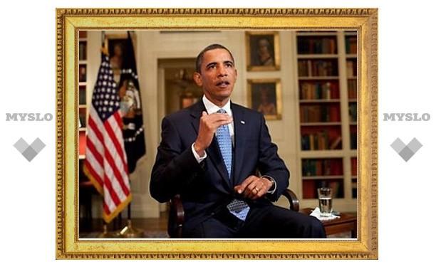 Обама написал письмо лидеру Северной Кореи