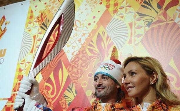 Эстафета олимпийского огня: как это будет?