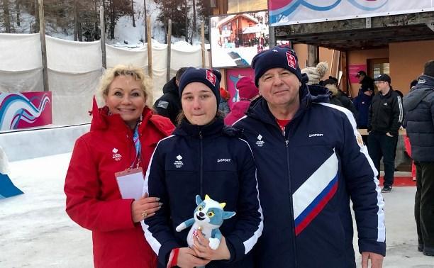 Уроженка Щекино стала победительницей юношеских Олимпийских игр