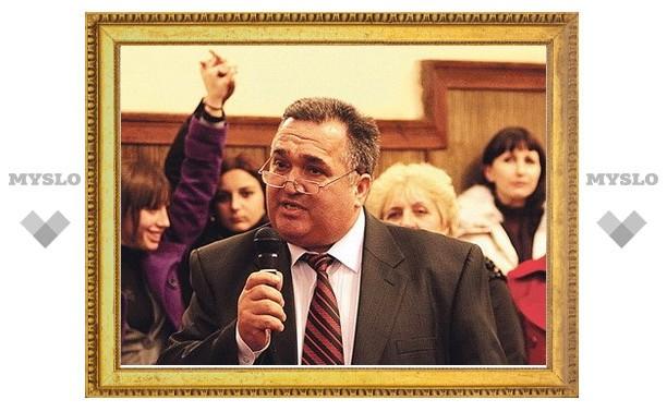 Зарплату главы администрации Яногорска Тульской области будут урезать