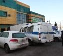 Полиция просит помочь раскрыть кражу банкомата из торгового центра «РИО»