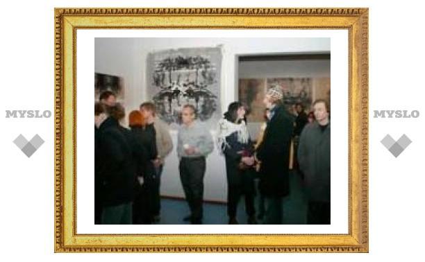 В Туле открылась выставка питерских художников