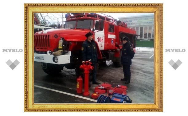 Тульские спасатели подвели итоги уходящего года