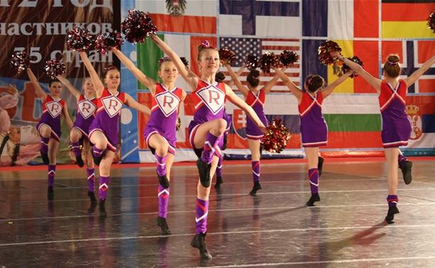 Тульские танцоры заняли 5 место на Всемирной танцевальной олимпиаде-2014