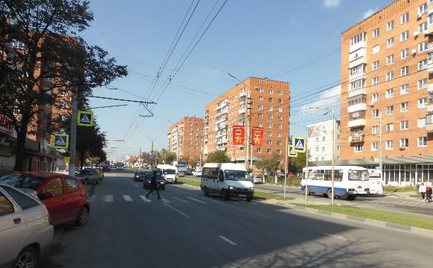В 2015 году в Тульской области под колеса машин попали 388 пешеходов