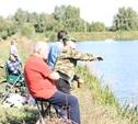 Тульские инвалиды-колясочники выехали на рыбалку
