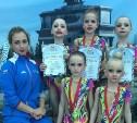 Тульские спортсмены успешно выступили на различных соревнованиях