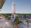 В Туле представили проект реконструкции площади Искусств: небоскреб, аквапарк и гостиница