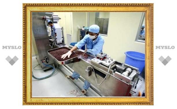 Производитель лекарств оштрафован за антисанитарию