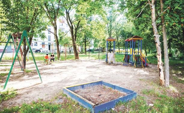 Кто отвечает в Туле за безопасность детских площадок?