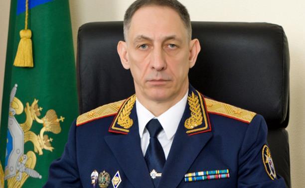 Руководитель Следственного управления СК РФ по Тульской области покинул свой пост
