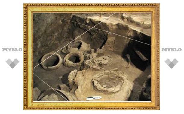 В Армении нашли древнейшую винодельню
