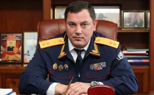 Новым главой следственного комитета Тульской области назначен Сергей Дубровин