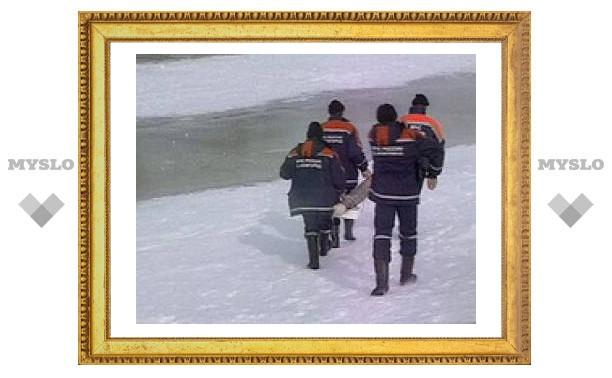 Пятеро лыжников из Москвы утонули в Онежском озере