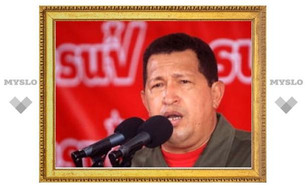 """Уго Чавес обнаружил в Венесуэле """"много толстых людей"""" и предложил нации диету"""