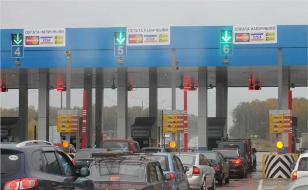 С коммерческих дорог уберут шлагбаумы и начнут штрафовать водителей за неоплаченный проезд