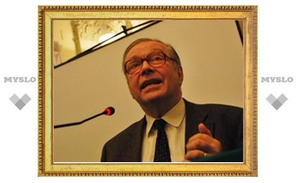 Кшиштоф Занусси ответил на вопросы о религии и кино