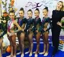 Тульские «художницы» блестяще выступили на турнире «ProГимнастика»