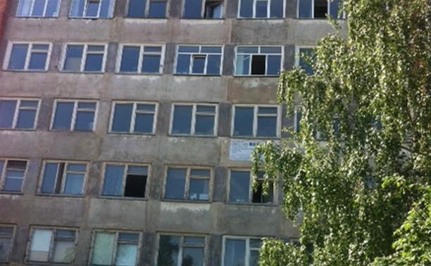 Из дома на ул. Рязанской эвакуируют людей