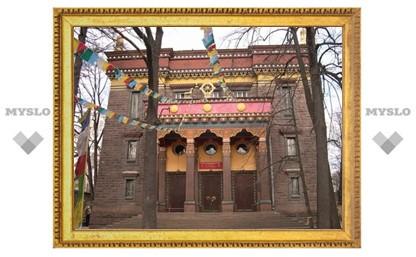 В Иркутске обсуждается вопрос строительства буддийского храма