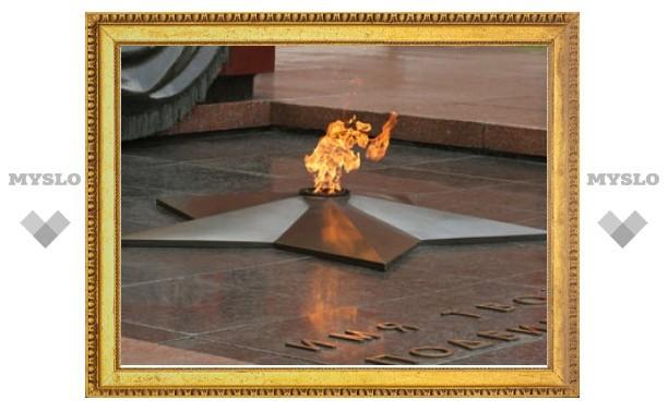 Вечный огонь переедет от Кремля на Поклонную гору