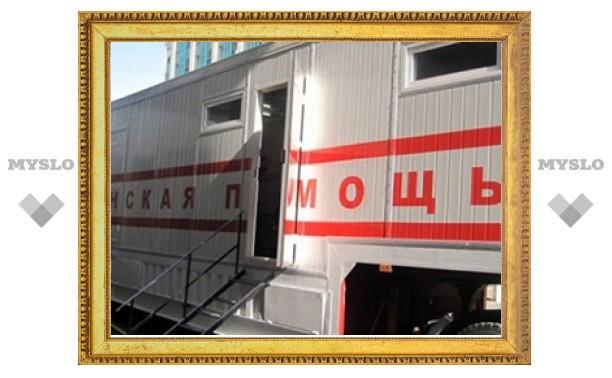 В 2012 году в Тульской области появятся бесплатные передвижные амбулатории