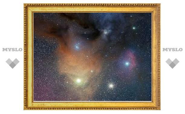В межзвездном пространстве впервые нашли перекись водорода