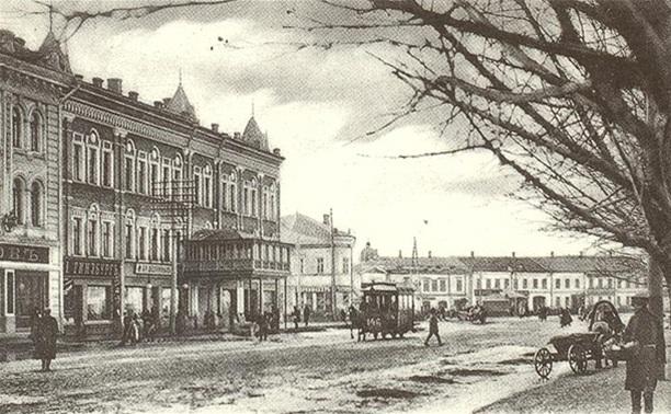 Фасады старинных зданий на Советской отреставрированы