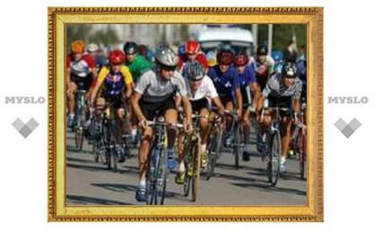 Тульская велогонка началась!
