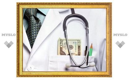 Главврач Тульской детской больницы сдавал в аренду помещения медучреждения