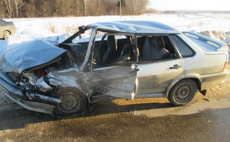 3 февраля: в Тульской области в ДТП пострадали 9 человек