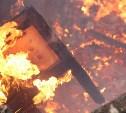 Тульские пожарные спасли мужчину из горящей квартиры