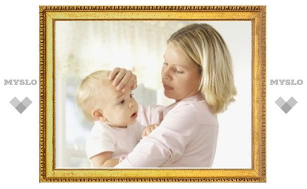 За неделю гриппом и ОРВИ заболели почти 50 тысяч московских дошкольников