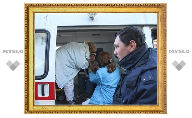 В Киреевске жестоко избит ребенок