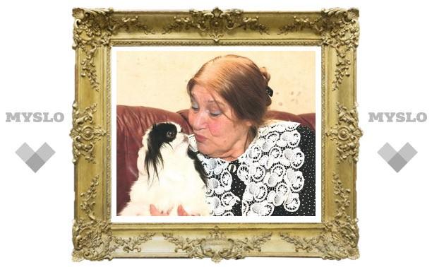Тулячка Эди Шлапакова: «Моя собака спасла мне жизнь!»