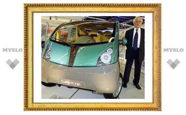 Автомобиль, работающий на сжатом воздухе, поступил в продажу