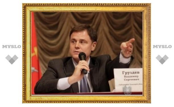 Владимир Груздев побывал с рабочей поездкой в Ясногорском районе