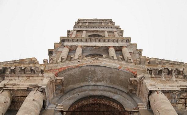 Знаменитую Николаевскую колокольню в Венёве отреставрируют
