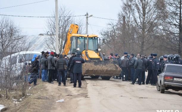 В Плеханово обнаружили несколько десятков незаконных подключений к газовым сетям