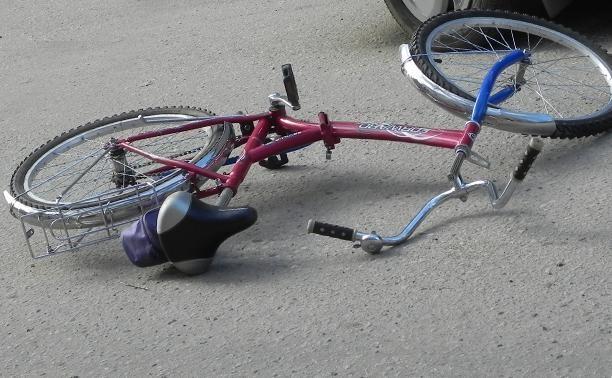 В Кимовске задержан подозреваемый в краже велосипеда