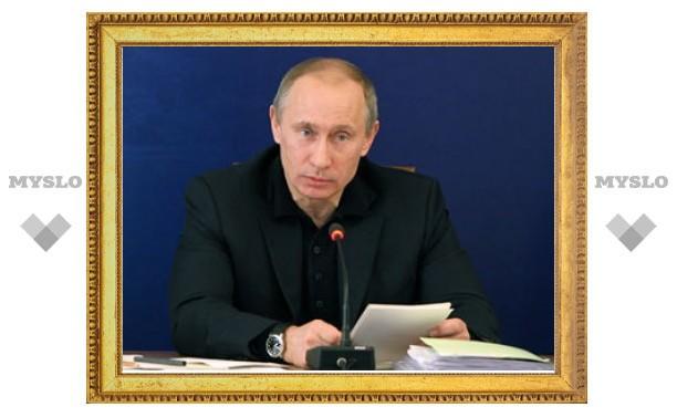 Путин предложил ограничить санитарный контроль за производителями