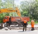 До конца июля будет ограничено движение по ул. Тимирязева