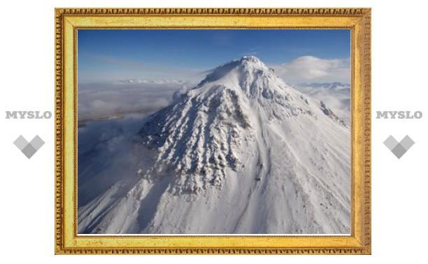 В РАН предупредили об опасности камчатского вулкана для самолетов