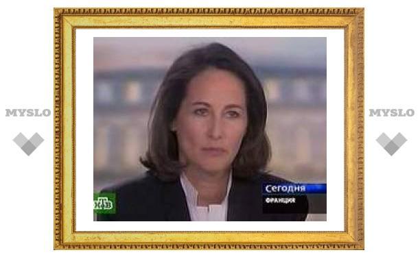 Сеголен Руаяль обвинила Саркози в стремлении к хвастливой роскоши