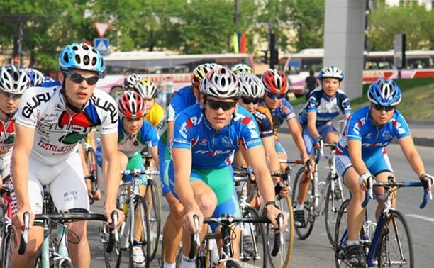 Тульские велосипедисты успешно стартовали в финале Спартакиады